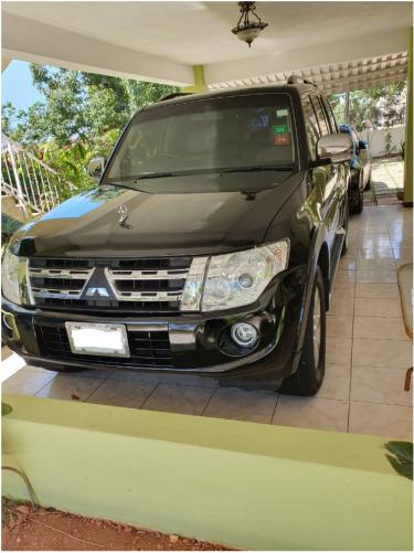 2014 Mitsubishi Pajero Vans & SUVs Half  Way Tree Road