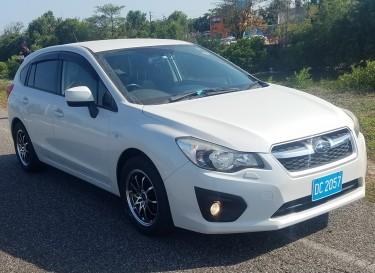 2014 Subaru Impreza Sports Cars Portmore