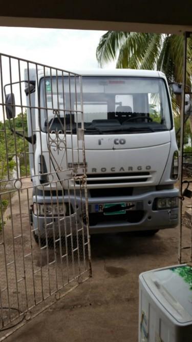 2005 Iveco Truck 15 Tonne