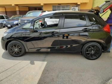 2015 Honda Fit Cars Constant Spring Road