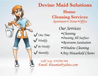 Devine Maid Solutions
