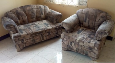 One Two Piece Settee