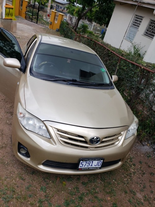 Toyota Corolla For Sale Excellent Condition 2014