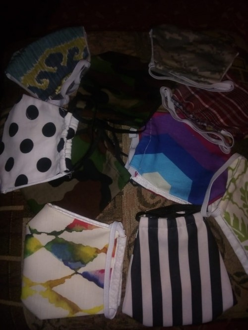 Mask For Sale 300 For Each