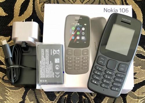 BRAND NEW IN BOX Nokia 106<br /> (Dual SIM Unlocked )