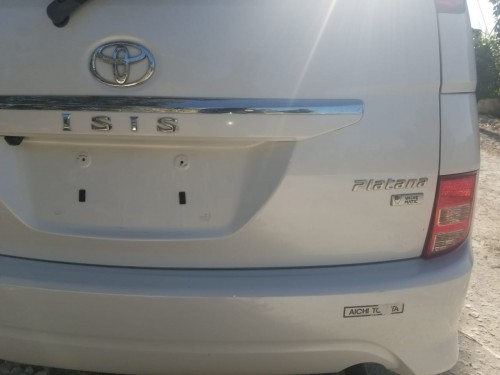 2010 Toyota  ISIS Platana Newly Imported For Sale