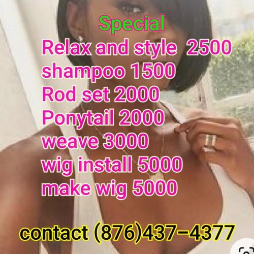 Services Hair And Makeup @renee_hair_studio