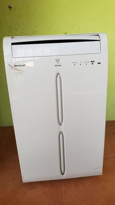 Sharp Portable AC Unit In Good Working Condition