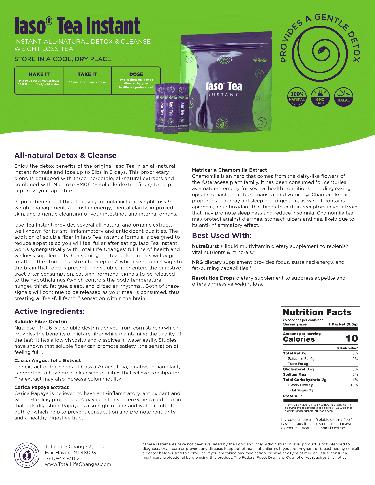 DETOXING  IASO TEA ORIGINAL   LOSS 5LB IN 5 DAYS