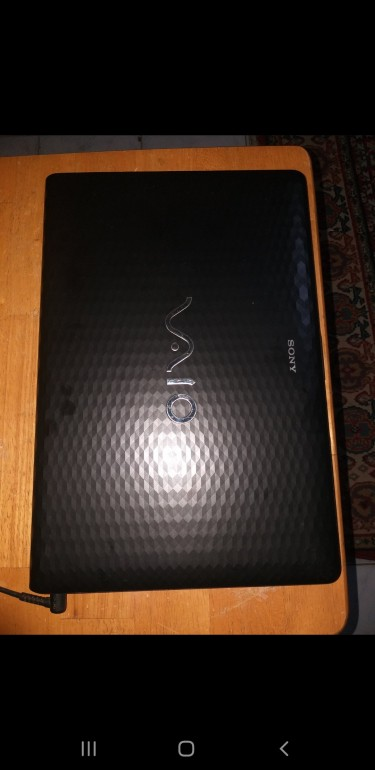 15.6 Inch SONY Laptop For Sale