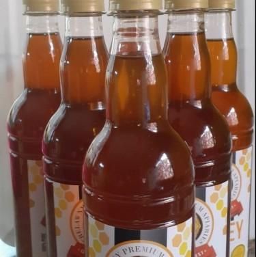 100% Raw Premium Honey