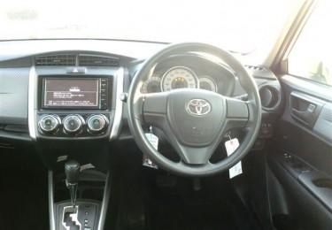 Toyota Corolla Fielder 2015 4wd