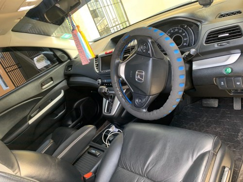 Honda CRV Fully Loaded Lady Drive 2014