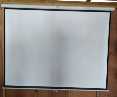 Projector Screen Large Size