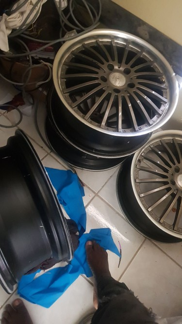 18 Inch Rims