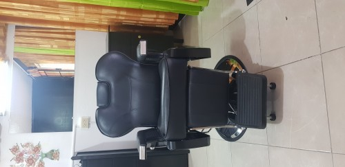 Deluxe Baber Chair