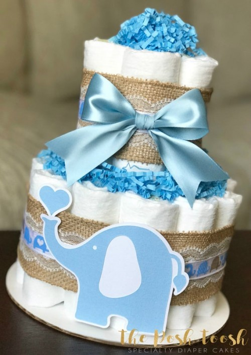 Xquisite Diaper Cakes By Kerry