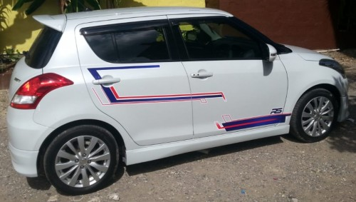 2013 Suzuki Swift Sports