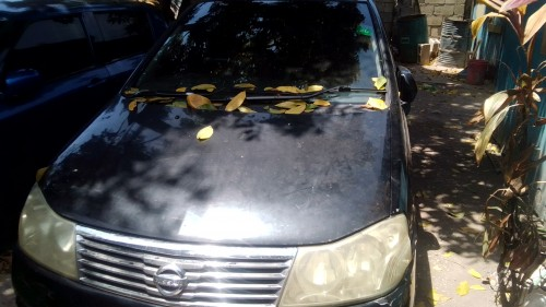2004 Nissan Van Driving License Papers Up 7seat