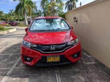2018 Honda Fit Sports ATL Model