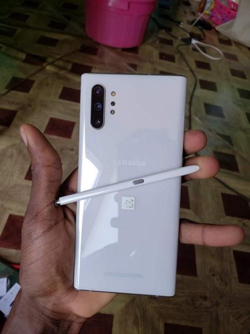 Galaxy Note 10 Plus White 256GB