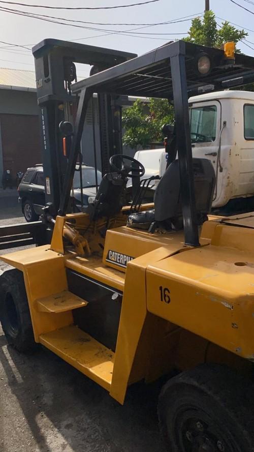 7 Ton Forklift