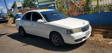 2004 Nissan Sunny B15