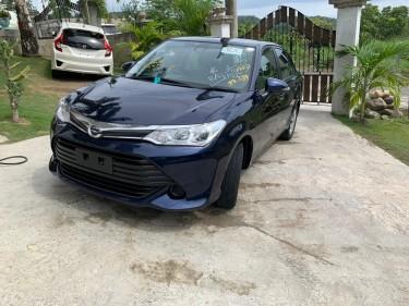 2017 Toyota Axio Cars Kingston