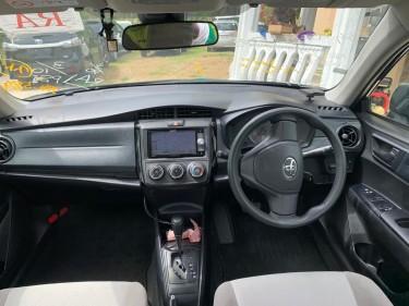 2017 Toyota Axio