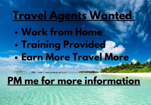 DO YOU WANT TO BE YOUR OWN BOSS AS A TRAVEL Agent