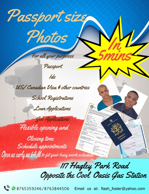 Photographic Service