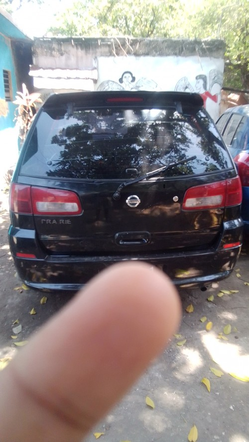 2004 Nissan Paieri For Sale Driving Papers Up 370K