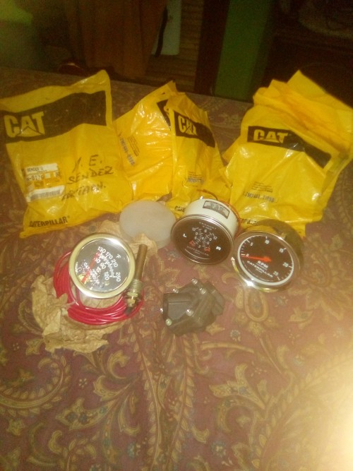 Injector Tips And Gages For Caterpillar