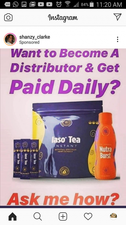 Who's Interested In Getting Paid As A Distributor
