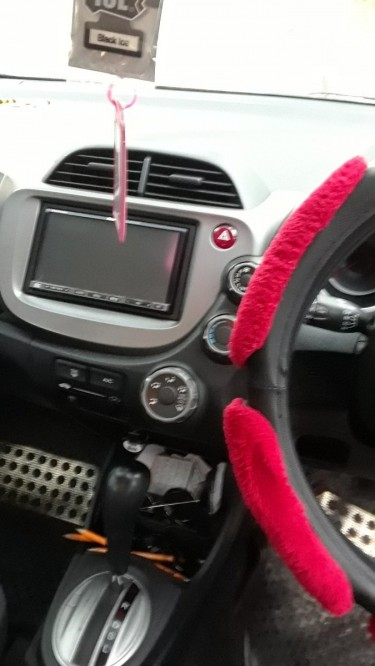 Clean 2010 Honda Fit Lady Driven