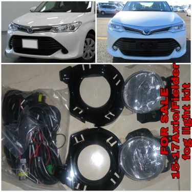 Toyota Fog Light Kits Auto Parts 6 Mile