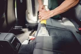 CLEAN, DISINFECT, SANITIZE,DEODORIZE CAR SEATS