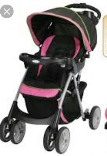 Graco Stroller - Pink