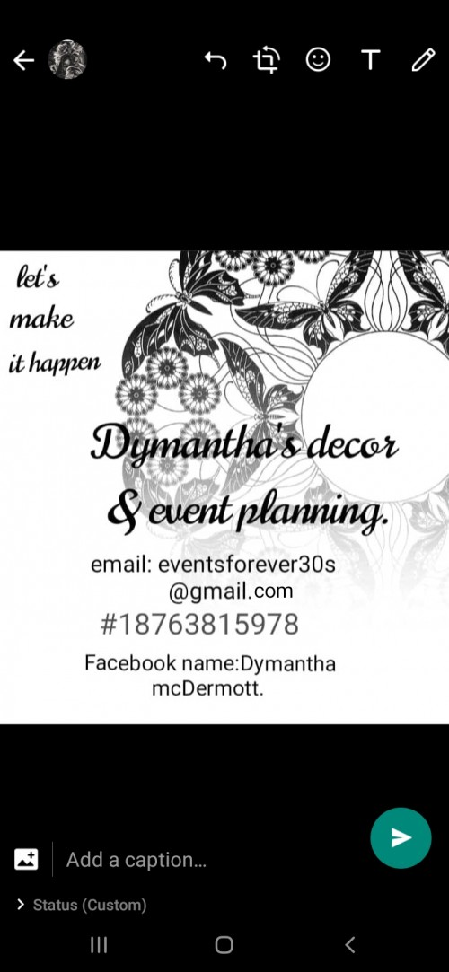 Event Planners / Decorators