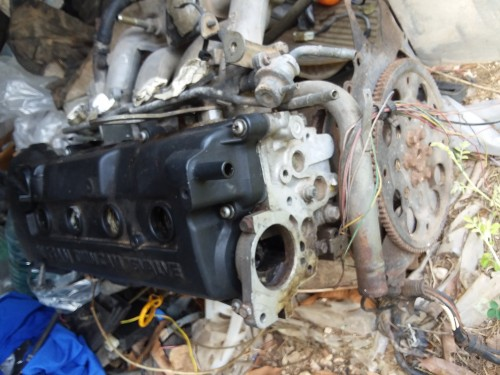 Nissan Engine, Price Is For All The Items