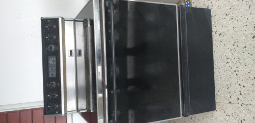 4 Burner Glass Counter 220v Electric Stove