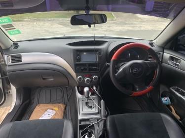 Subaru Impreza Anesis 2011