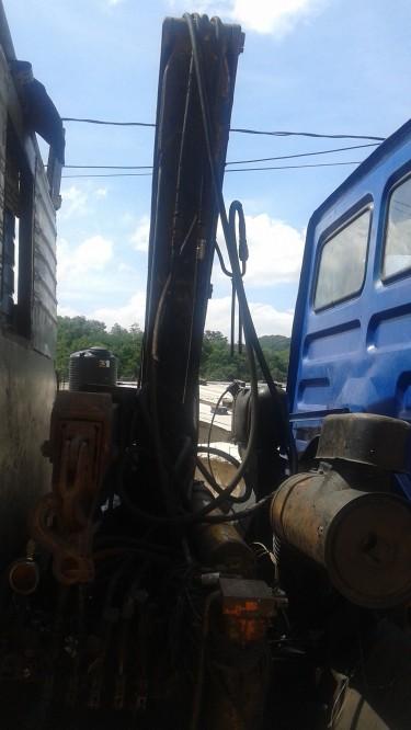 1989 Leyland Freighter Truck [Blue]