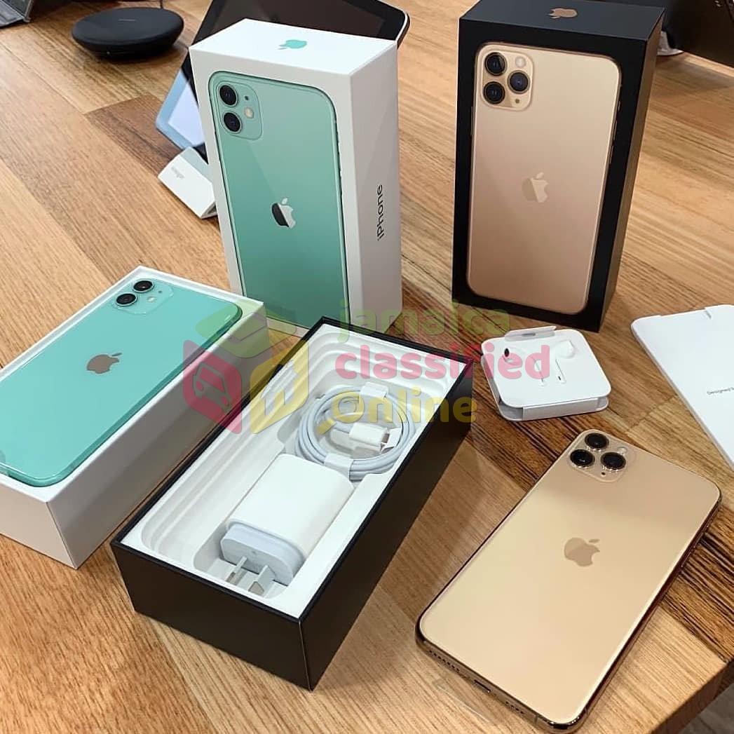 Brand New Original Apple IPhone 11 Pro Max 512gb for sale in Half Way Westmoreland - Phones
