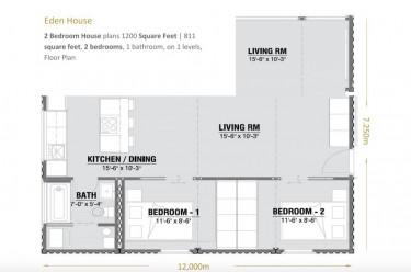 1 Bedroom & 2 Bedroom Apartments Off-Plan
