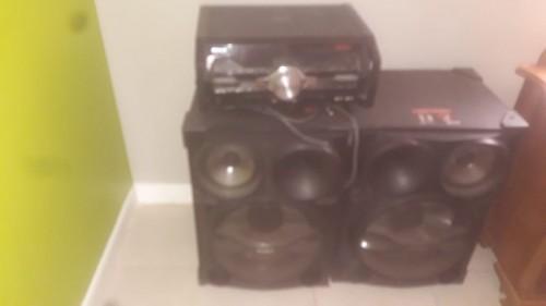 Sony Hi5 Music System