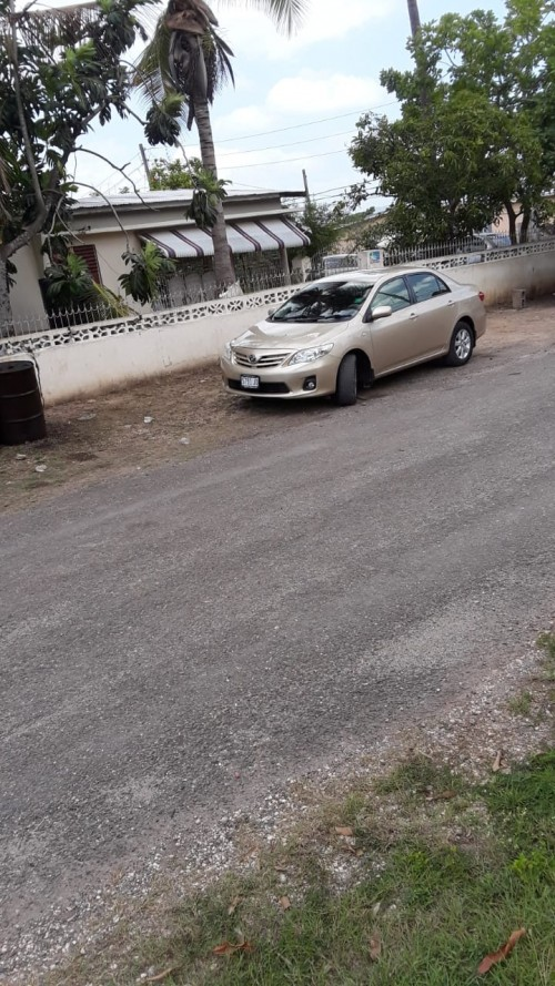 Toyota Lxi Corolla For Sale 2014