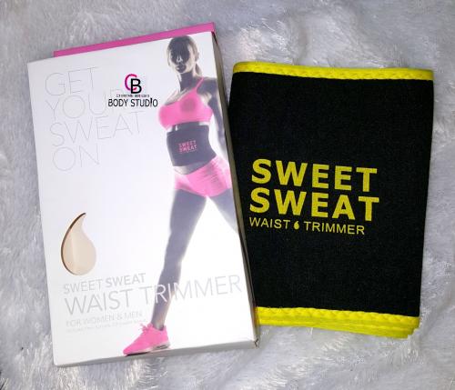 Sweet Sweat Waist Trimmer