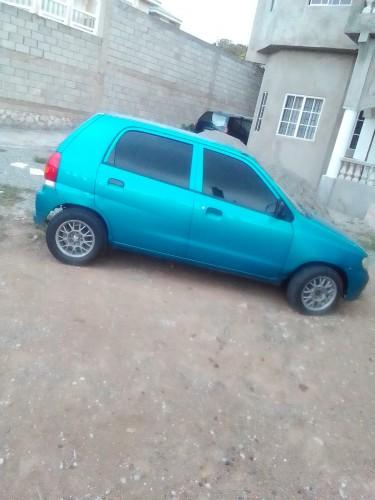 2001 Suzuki Alto