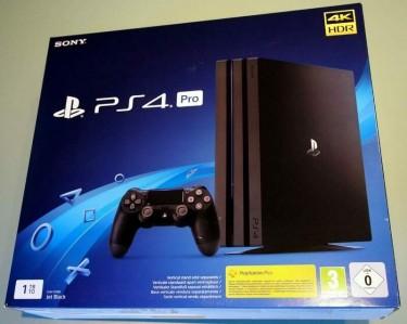 BRAND NEW SONY PS4 PRO